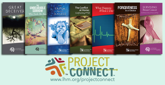 LHM Project Connect Booklets