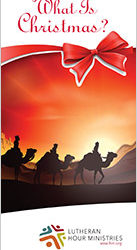 What is Christmas booklet