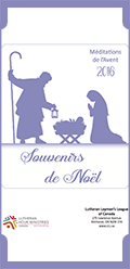 Souvenirs de Noël: Méditations de l'Avent 2016