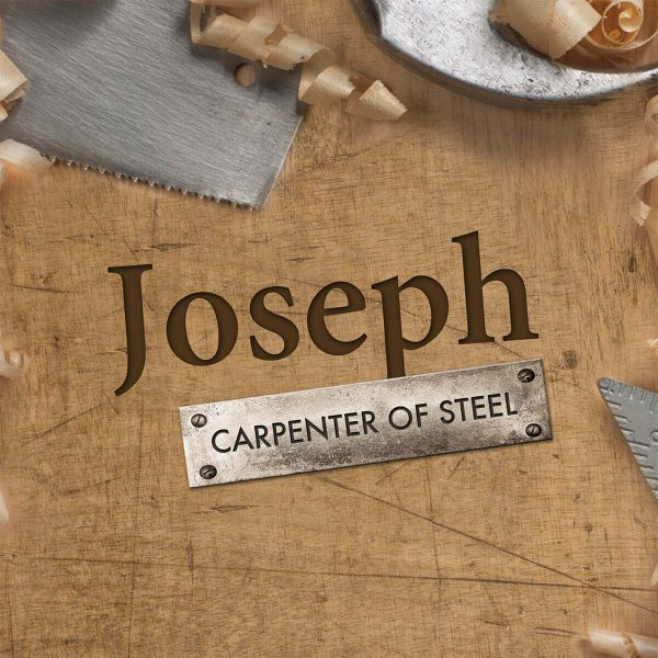 Joseph Carpenter of Steel Bible Study