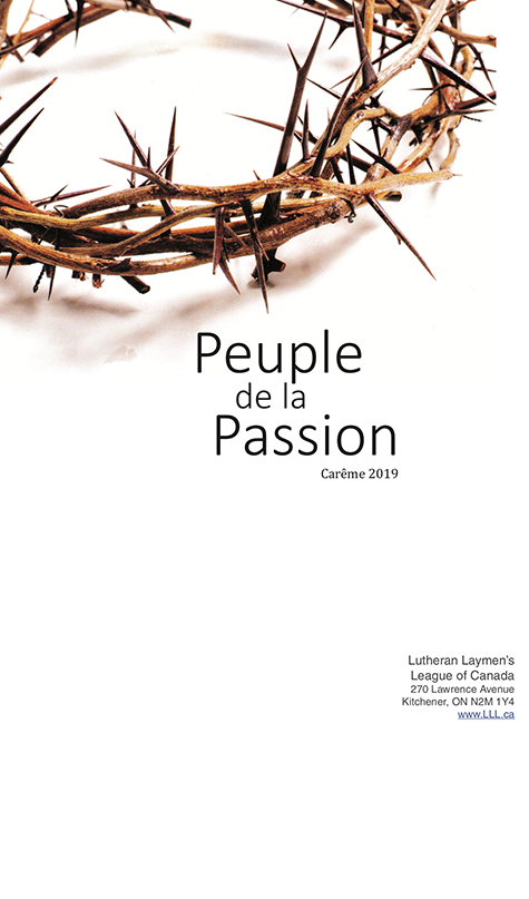 Peuple de la Passion
