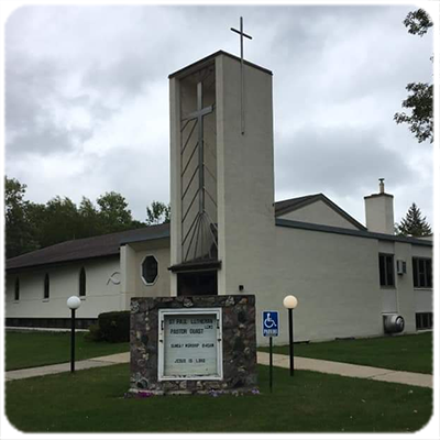 Church of the Lutheran Hour - Fort Frances