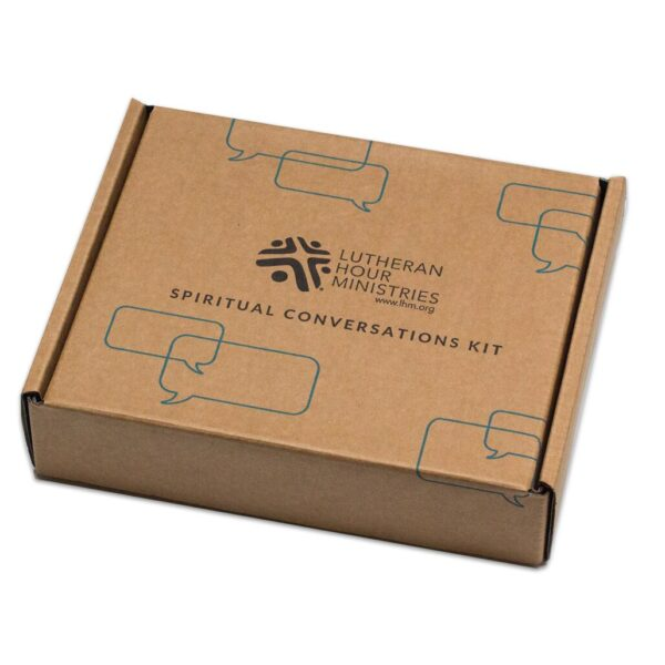 Spiritual Conversations - Kit
